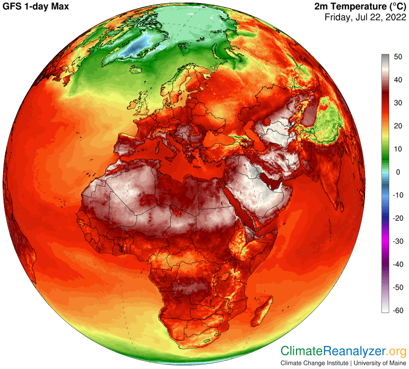 Previsioni Meteo Africa
