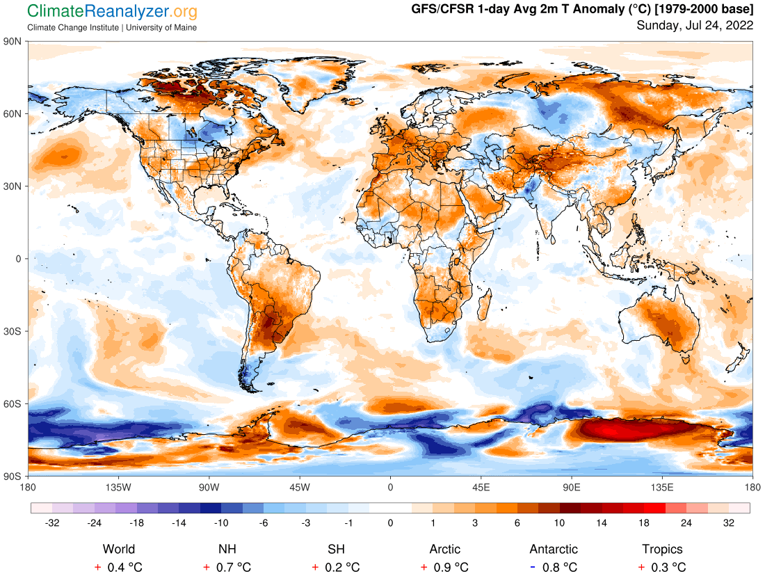 global meteo oveview