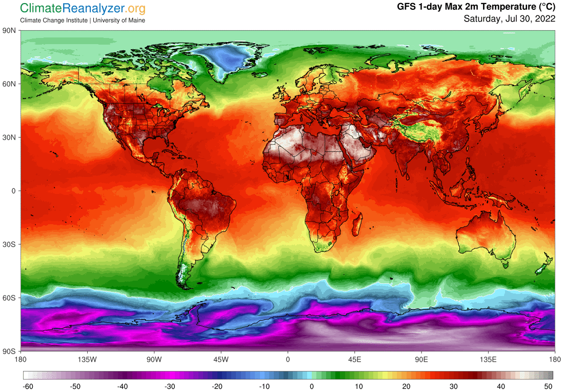 Global Meteo Overview - all relevant info - #earthweather (Raport meteo Pamânt)